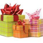Лучшие подарки на день рождения